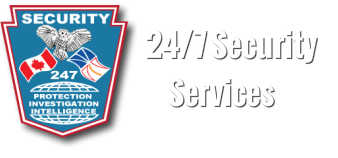24/7 Security Services